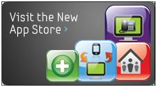 Image of Samsung App store